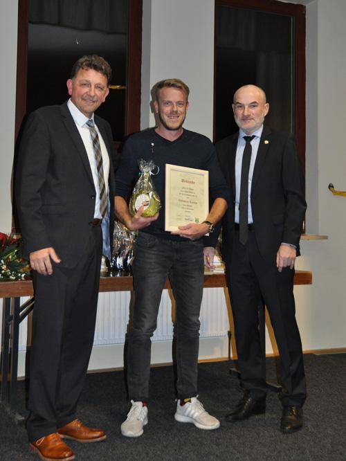 Christian Kaisler 25 Jahre SVP