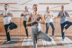 Neuer Yoga-Kurs