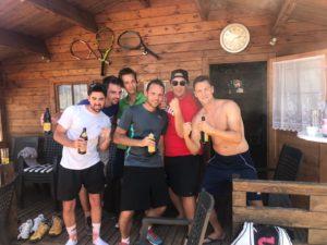 AUFSTIEG! Tennis-Herren steigen souverän in die Kreisklasse 2 auf.