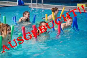 Neue Aquafit-Kurse ab Januar 2020